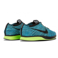 Кроссовки Nike Racing Road зеленые