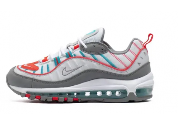 Кроссовки Nike Air Max 98 серые
