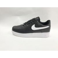 Кроссовки Nike Air Force черно-белые