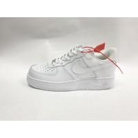 Кроссовки Nike Air Force белые