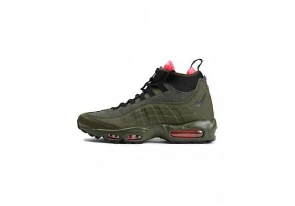 Nike Air Max 95 хаки