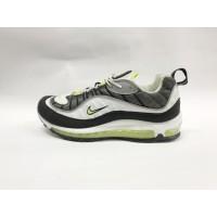 Кроссовки Nike Atsuma черно белые