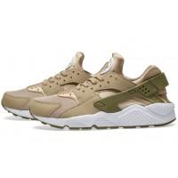 Кроссовки Nike Huarache светло-коричневые
