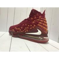 Кроссовки Nike Leborn красные