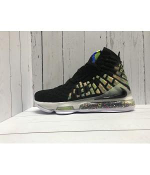 Кроссовки Nike Leborn черные
