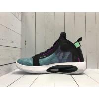 Кроссовки Nike Air Jordan бирюзовые