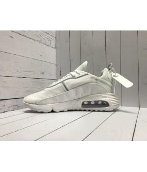 Кроссовки Nike Air Max 270 с черным свушем белые