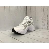 Кроссовки Nike Air Barrage белые с фиолетовым