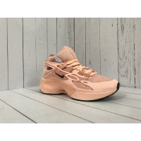 Кроссовки Nike Air Barrage розовые