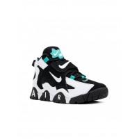 Кроссовки Nike Air Barraged белые с черным