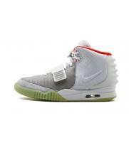 Кроссовки Nike Air Yeezy светло-серые