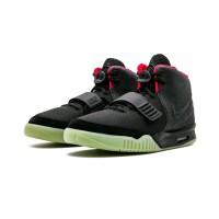 Кроссовки Nike Air Yeezy черные