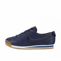Кроссовки Nike Cortez Daybreak моно синие