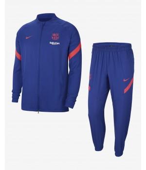 Мужской футбольный костюм из тканого материала FC Barcelona Strike