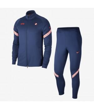 Мужской футбольный костюм Croatia Strike