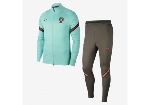 Мужской футбольный костюм Portugal Strike