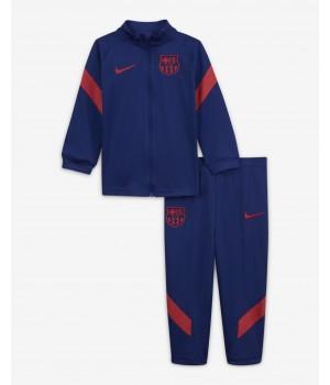 Мужской трикотажный спортивный костюм FC Barcelona Strike