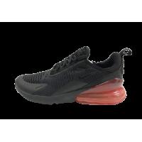 Кроссовки Nike Air Max 270 черно-красные