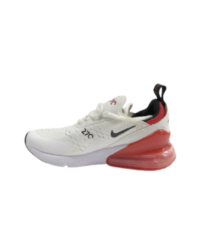Кроссовки Nike Air Max 270 красно-белые