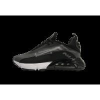 Кроссовки Nike Air Max 270 черные однотонные