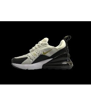 Кроссовки Nike Air Max 270 черно-белые