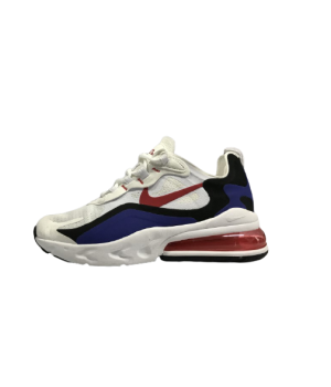 Кроссовки Nike Air Max 270 бело-сине-красные