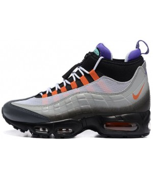 Зимние кроссовки Nike Air Max 95 SneakerBoot Multicolor мульти