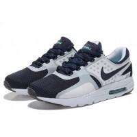 Кроссовки Nike Air Max Zero синие с белым