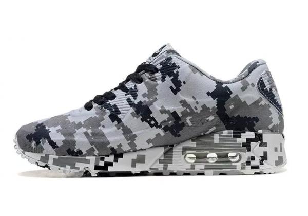 Кроссовки Nike Air Max VT 90 Pixels серые