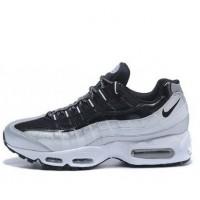 Кроссовки Nike Air Max 95 черно-серые
