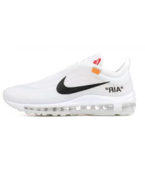 Кроссовки Nike Air Max 2017&Off-White белые