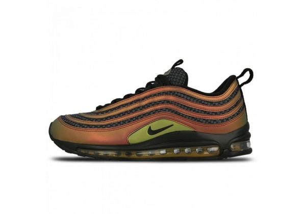 Кроссовки Nike Air Max 2017 коричневые с черным