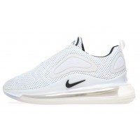 Зимние кроссовки Nike Air Max 720 белые