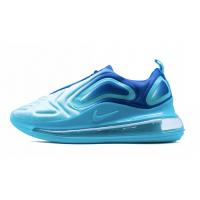 Зимние кроссовки Nike Air Max 720 голубые