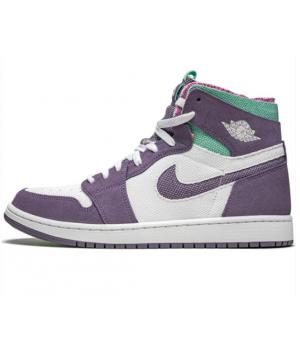 Кроссовки Air Jordan 1 Zoom Air CMFT фиолетовые