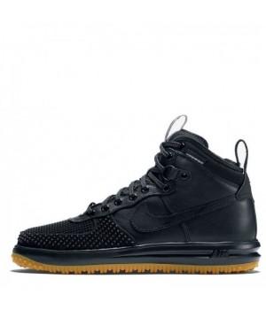 Nike Lunar Force 1 Duckboots Black