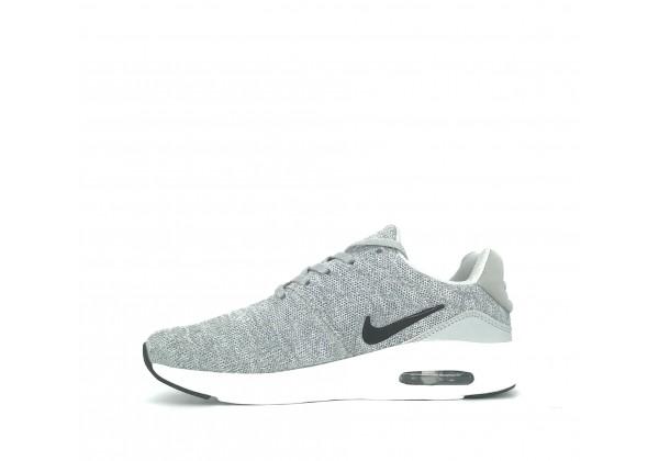 Кроссовки Nike Tavas моно серые