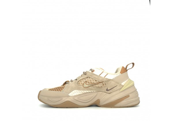 Кроссовки Nike M2k Tekno бронзовые