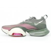 Кроссовки Nike Air Zoom черные с красным