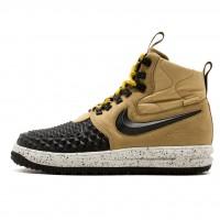 Nike Lunar Force 1 Duckboots Brown Black