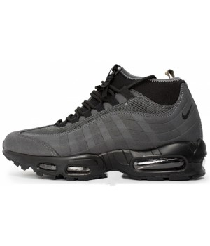 Nike кроссовки мужские Air Max 95 sneakerboot серые