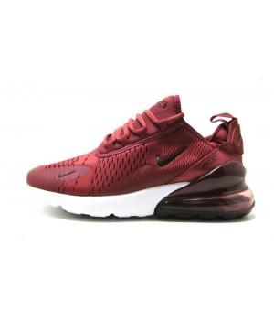 Кроссовки Nike Air Max (баллон) 270 красные