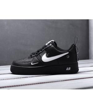 Кроссовки Nike Air Force 1 LV8 Utility цвет черный