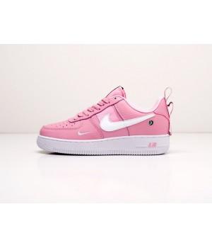 Кроссовки Nike Air Force 1 LV8 Utility розовые