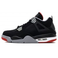 Кроссовки Nike Air Jordan черно-серые
