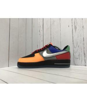 Кроссовки Nike Air Force New York мульти