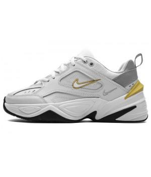 Nike M2k Tekno White Yellow