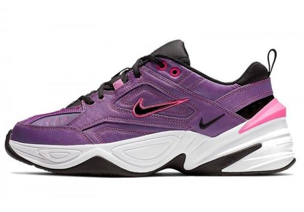 Кроссовки Nike M2k Tekno фиолетовые