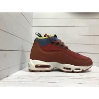 Кроссовки Nike Air Max 97s бордовые