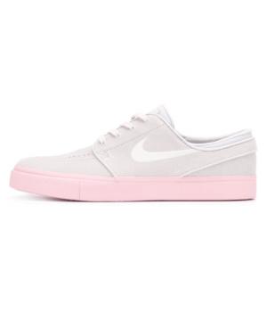 Кеды Nike Zoom Stefan Janoski светло-розовые